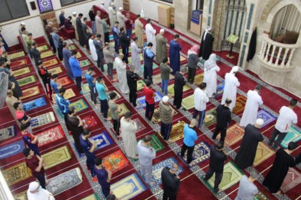الأوقاف بغزة: نسعى أن تكون الصلوات في المساجد خلال شهر رمضان