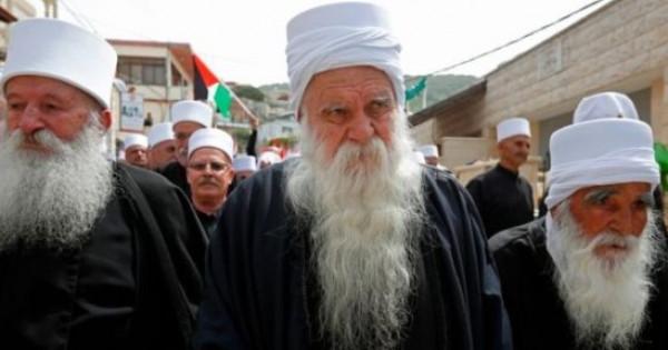 """""""لجنة التواصل مع المجتمع الإسرائيلي"""" تستقبل وفدًا من الدروز"""