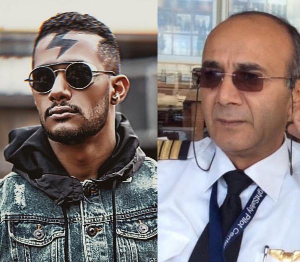 شاهد: ماذا رد الطيار المفصول على محمد رمضان بعد قضية التعويض
