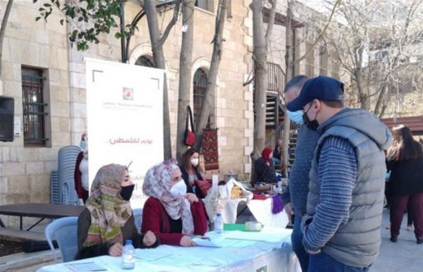 فدوى خضر: نؤكد على حق المقدسيين في المشاركة الحرة بالانتخابات العامة الفلسطينية