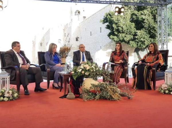 إطلاق فعاليات بيت لحم عاصمة الثقافة العربية