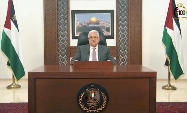 الرئيس عباس: الأردن يعني القوة والأمان والدعم لفلسطين