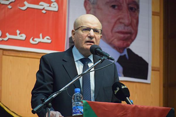 النظام السياسي الفلسطيني عند مفترق طرق