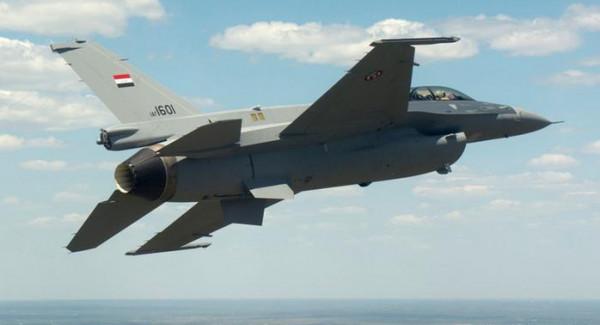 مقتل خمسة من مسلحي تنظيم الدولة في قصف للجيش العراقي