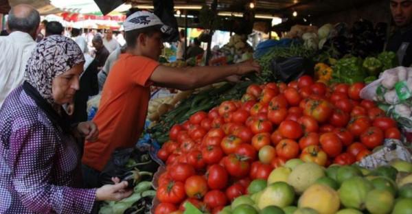 تعرف على أسعار اللحوم والخضروات في قطاع غزة
