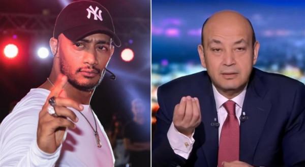 """شاهد: عمرو أديب لمحمد رمضان: """"الأيام الجاية نكد"""".. ما القصة ؟"""