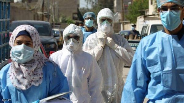 الصحة العراقية تسجل أعلى حصيلة إصابات بفيروس (كورونا)