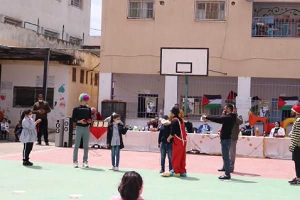 التنمية والشركاء يواصلون فعاليات يوم الطفل في جنين ونابلس وطوباس ودورا