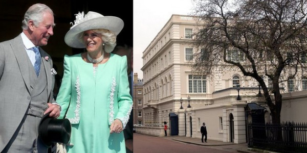 شاهد: جمال منازل العائلة المالكة البريطانية