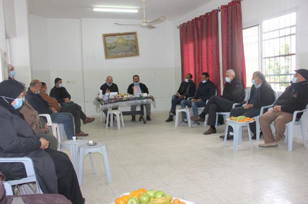 الإغاثة الزراعية تطلق رزمة من المشاريع في محافظة سلفيت