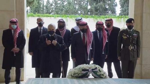 """الخصاونة لـ نواب أردنيين"""": الأزمة الأخيرة ليست محاولة انقلاب والأمير حمزة لن يُحاكم"""