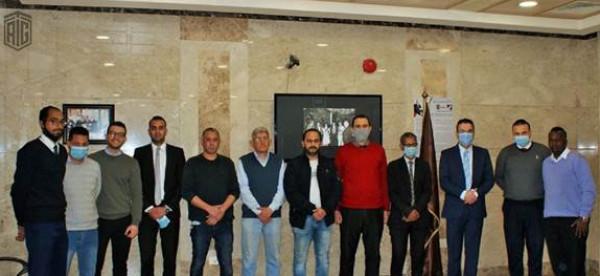 """""""أبوغزاله العالمية"""" تختتم برنامج """"السلامة والصحة المهنية"""" لموظفيها في القاهرة"""