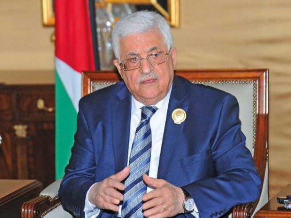 الرئيس عباس يتلقى التهاني من زعماء عرب ومسلمين لمناسبة شهر رمضان
