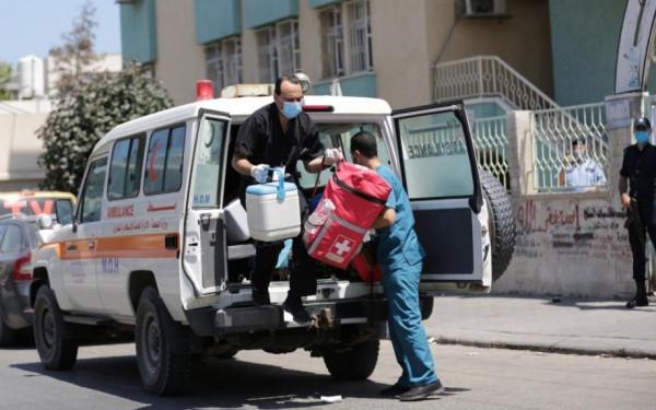 الصحة بغزة: نعيش ذروة جائحة (كورونا) والوضع في المستشفيات تحت السيطرة