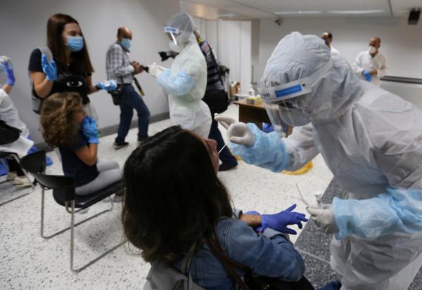 الصحة اللبنانية تسجل 31 وفاة وأكثر من 2500 إصابة جديدة بفيروس (كورونا)