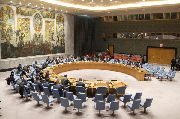 مجلس الأمن الدولي يصوت على مراقبين لوقف إطلاق النار في ليبيا
