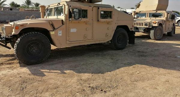 الجيش العراقي يدمر أوكاراً لتنظيم الدولة بمدينة حدودية مع الأردن