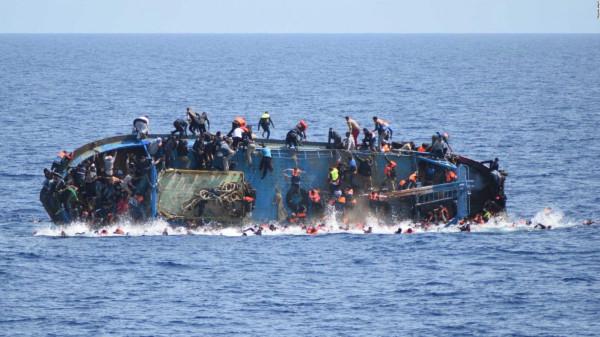 تونس: إنقاذ أربعة مهاجرين غير شرعيين وغرق 21 أخرين
