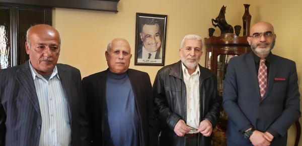 حركة الجهاد تلتقي حزب الاتحاد وجبهة النضال والمركز الحضاري للحوار في صور