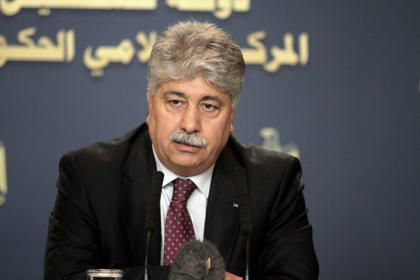 مجدلاني: اعلان أعضاء بالكونغرس ربط المساعدات لإسرائيل باحترام الفلسطينيين خطوة بالاتجاه الصحيح