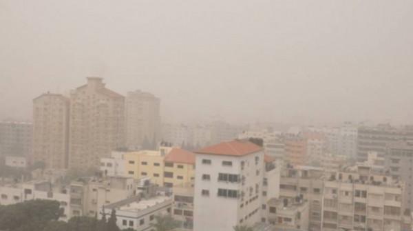 تحذيرات من الأرصاد.. كتلة هوائية حارة وجافة تؤثر على فلسطين