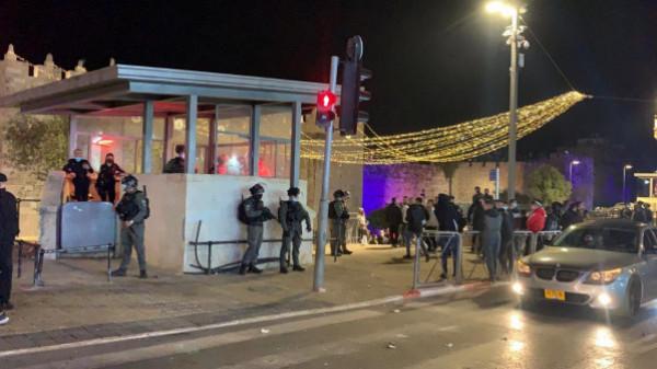 العالول يعلق على الانتهاكات والاعتداءات الإسرائيلية في المسجد الأقصى