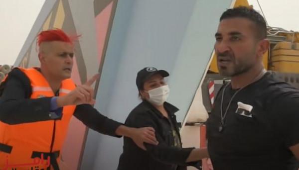 هل كان يعلم أحمد سعد بمقلب رامز جلال قبل الحلقة ؟