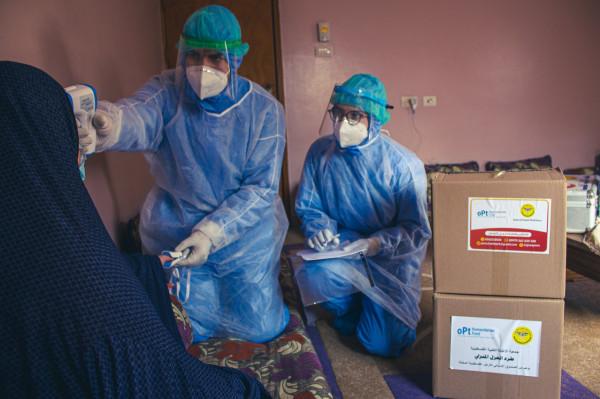 قطاع غزة يواصل تسجيل أرقام مرتفعة بإصابات ووفيات فيروس (كورونا)
