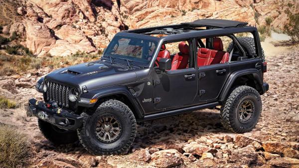 """لمحبي السيارات القوية.. شاهد أحدث قاتلة لـ""""jeep wrangler"""" الصينية"""
