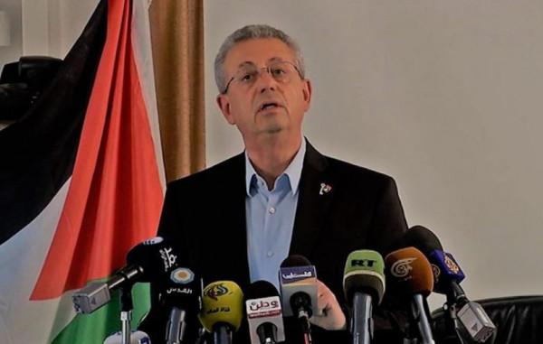 مصطفى البرغوثي: سيتم تشكيل حكومة وحدة وطنية بعد الانتخابات