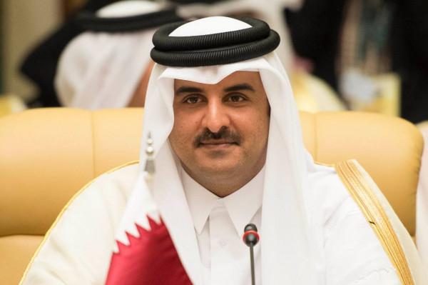 أمير قطر يدعو الأطراف اللبنانية إلى الإسراع في تشكيل حكومة جديدة