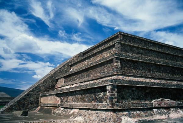 شاهد: العثور على سفارة مخفية لمدينة أسطورية من حضارة المايا