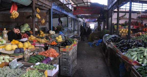 غزة: إصابة 4 مواطنين إثر سقوط سقف محل بسوق فراس