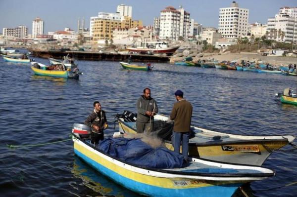الشرطة البحرية بغزة تصدر قرارا بشأن عمل الصيادين بالبحر