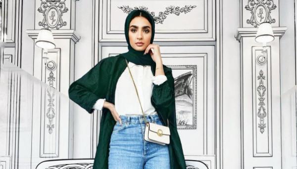 شاهدي: أجمل الإطلالات المحتشمة للمحجبات في رمضان 2021
