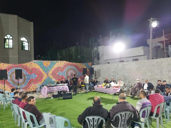 وزارة الثقافة تنظم أمسيةً رمضانيةً دينيةً في قفين