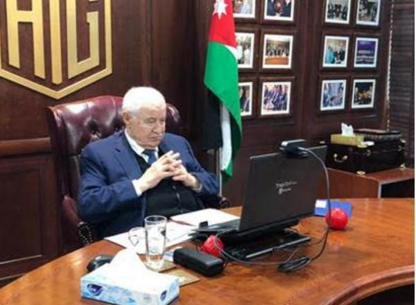 أبوغزاله يشارك في الملتقى العربي لخبراء المسؤولية الاجتماعية