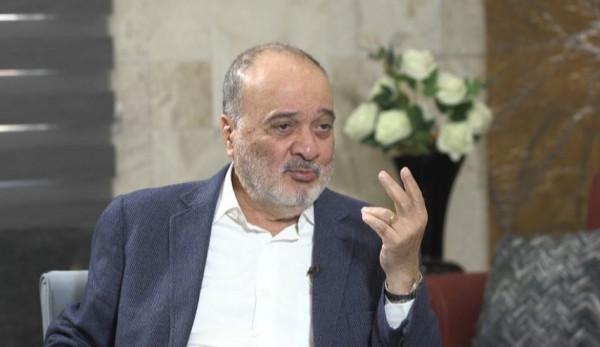 ناصر القدوة: يتم التشاور مع مروان البرغوثي بشأن الخطوة المقبلة