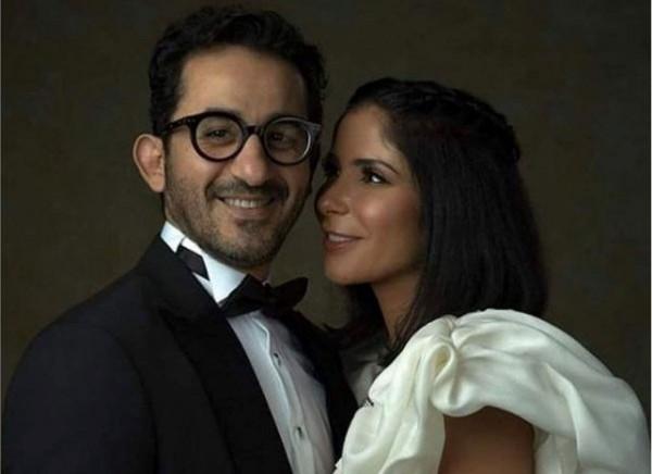 شاهد: فخامة منزل الثنائي أحمد حلمي ومنى زكي