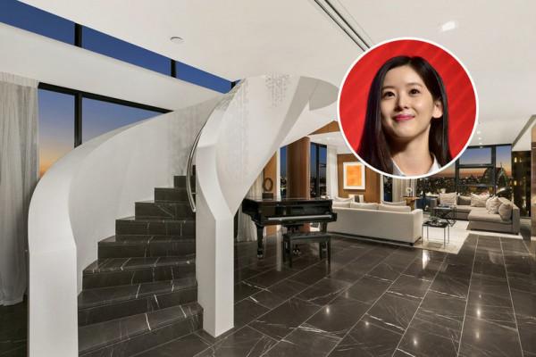 شاهد: فخامة منزل تشانغ زيتيان أصغر مليارديرة في العالم