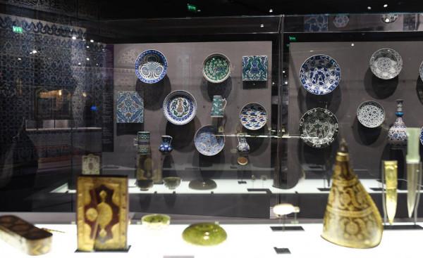 شاهد: لأول مرة.. متحف تركي يكشف عن كنز مصري عمره 2700