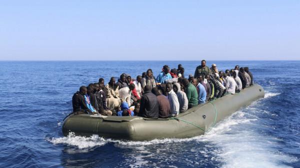 مصرع 50 شخصا بينهم مصريون قبالة سواحل ليبيا