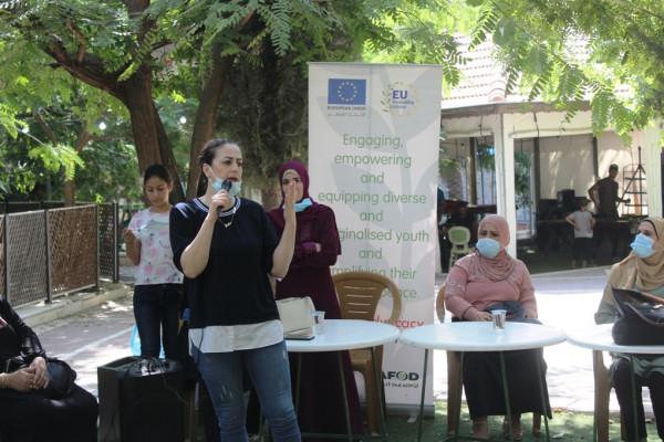 توصيات من سيدات المناطق المغلقة في مدينة الخليل