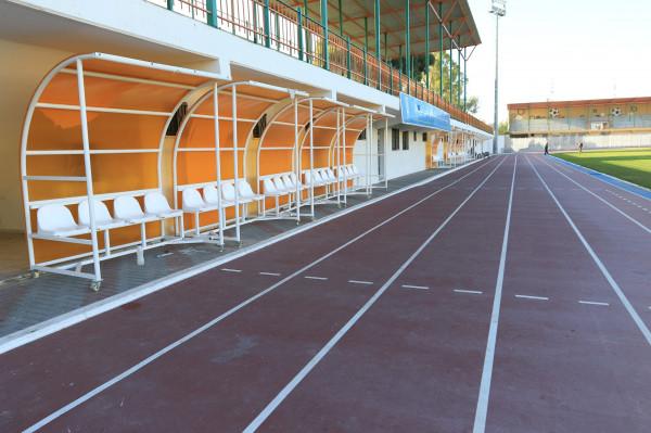 بلدية غزة: مضمار ملعب اليرموك متاح للجمهور لممارسة الرياضة