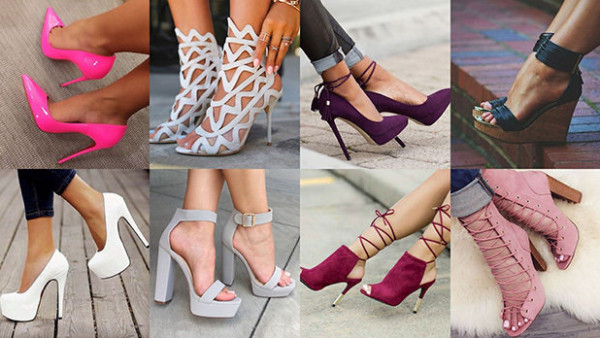 شاهدي: أجمل موديلات الأحذية البرّاقة لسهرات صيف 2021