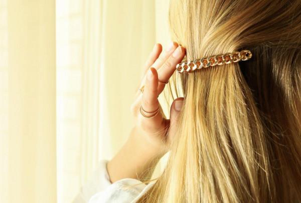 شاهدي: أجمل تسريحات دبابيس الشعر الأنيقة