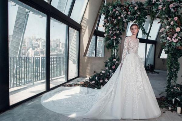 للفتيات القصيرات.. إليكِ أجمل موديلات فساتين الزفاف لعام 2021