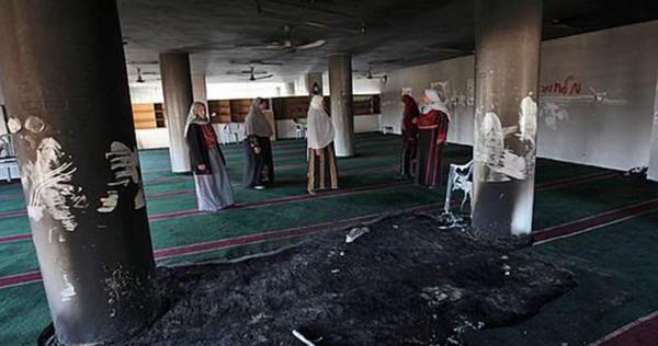 """""""الأوقاف"""" تندد باقتحام قوات الاحتلال مسجد عقربا الكبير"""