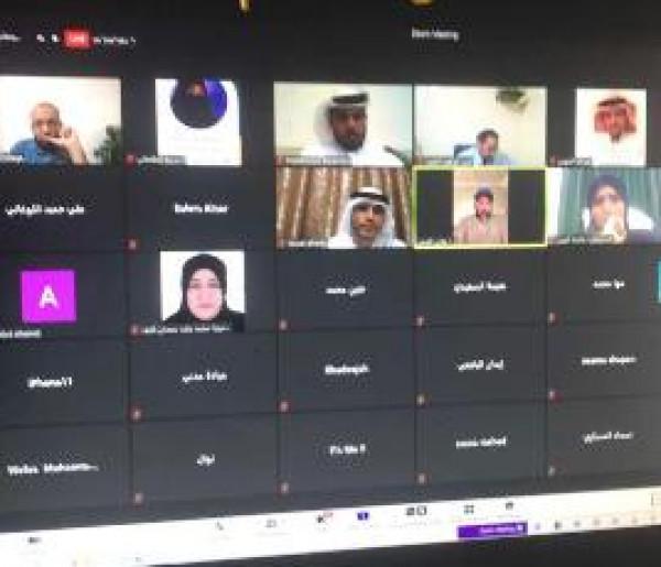 """انطلاق الملتقى الرمضاني مبادرون من أجل الإمارات تحت شعار """"أبنائنا مسؤوليتنا"""""""