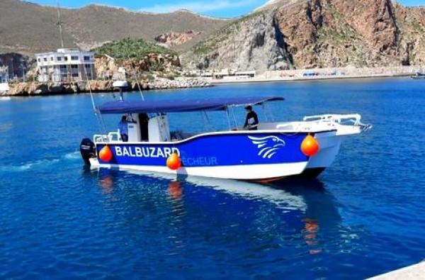 باخرة ترفيهية للتنقل بين شواطئ الحسيمة تعزز العرض السياحي بالإقليم